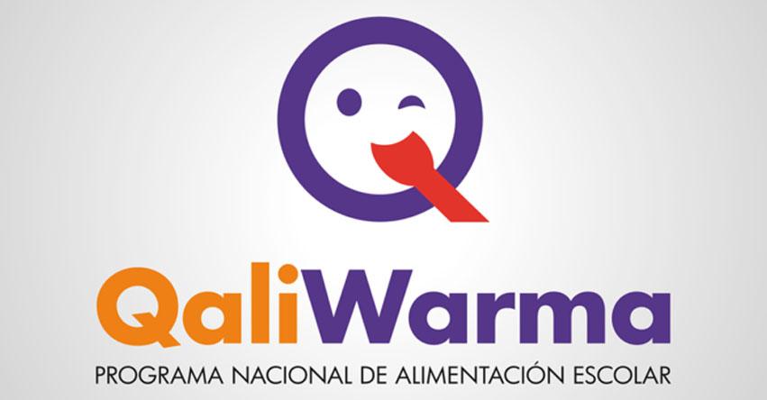 COMUNICADO QALI WARMA: Programa social rechaza uso político del programa en campaña electoral - www.qaliwarma.gob.pe
