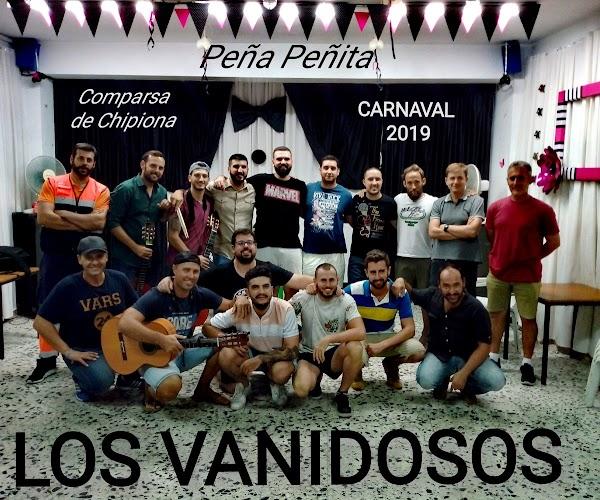 Los vanidosos (Comparsa). COAC 2019