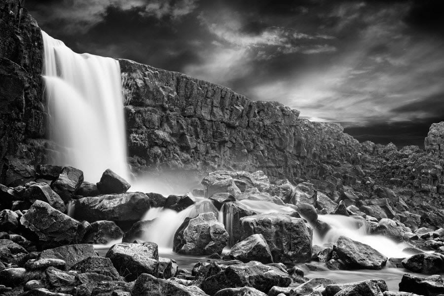 Cascata Þingvellir