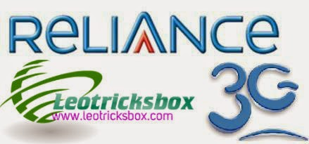 Tricks : Reliance 3G Vpn 3/07/2014