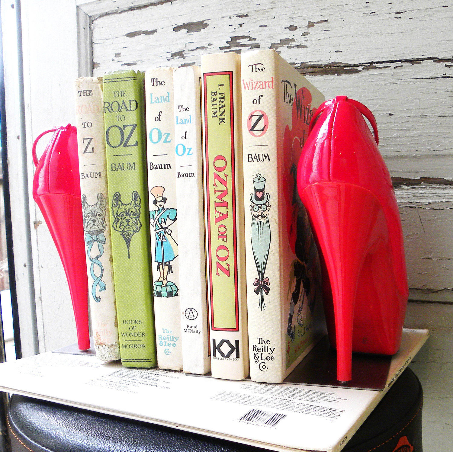 Bookends Book High Heels Bookends Making Book Ends Meet