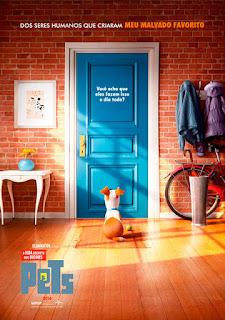 Assistir Pets: A Vida Secreta dos Bichos Dublado Online HD