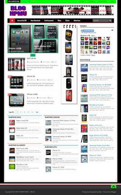 Beli Web Blog Hp Mu