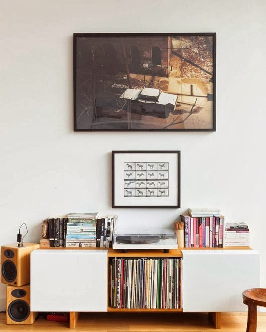 Decorating Ideas Where To Put My Turntable