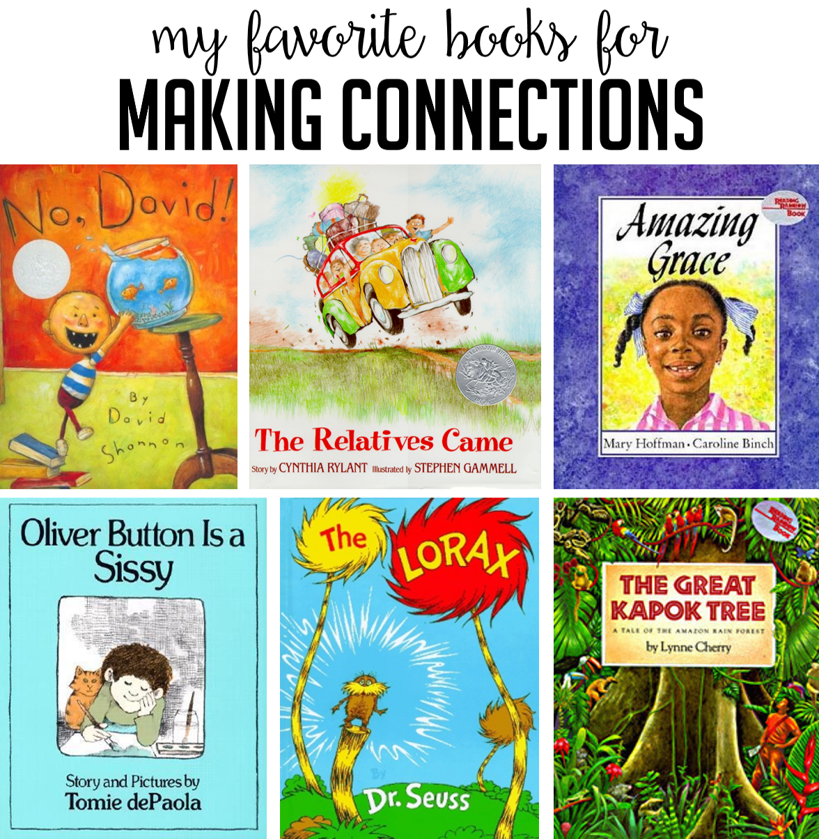 Susan Jones Teaching Read Aloud Books For Making Connections