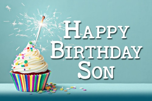 55 Birthday Wishes For Son