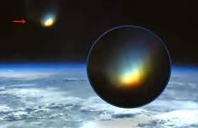 NASA cancela transmissão após registrar OVNI ao vivo no espaço