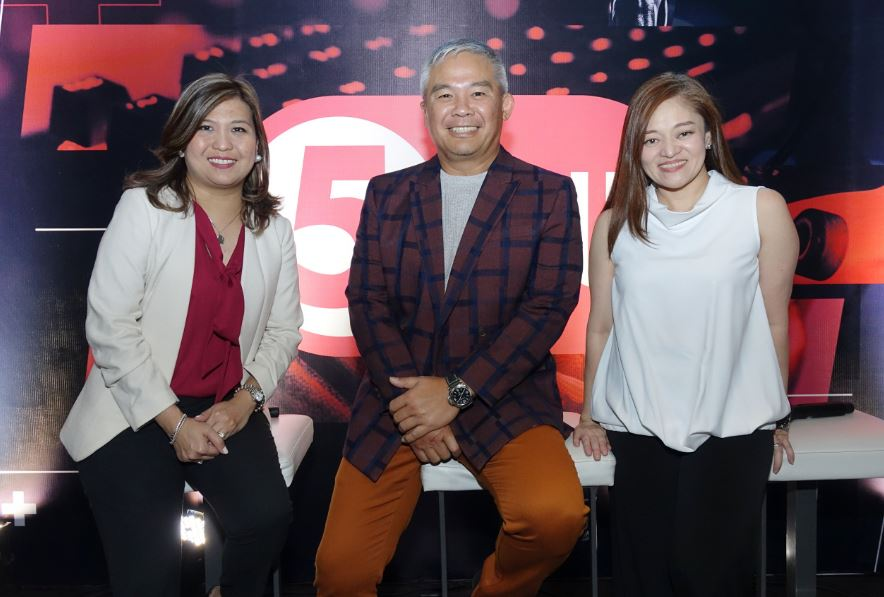 "AksyonTV is now ""5 Plus"" Chot Reyes"