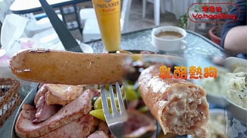 [新北三芝德國料理美食] 煙燻小棧德國料理