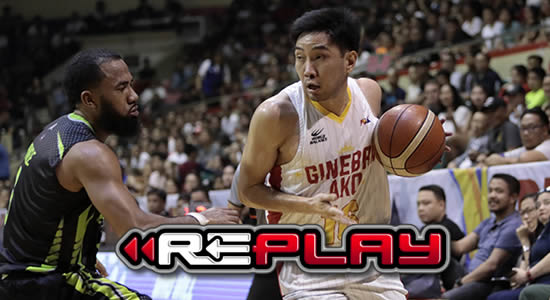 Video Playlist: Barangay Ginebra vs NorthPort Batang Pier game replay 2018 PBA Governors' Cup