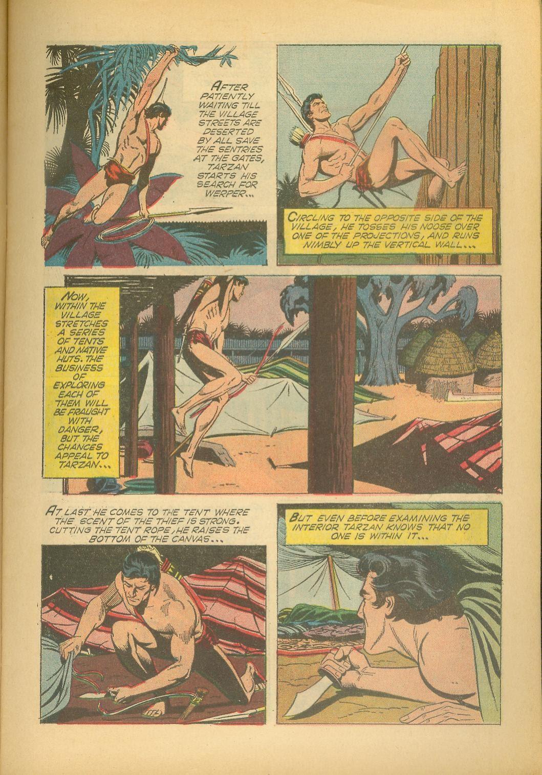 Tarzan (1962) issue 160 - Page 7