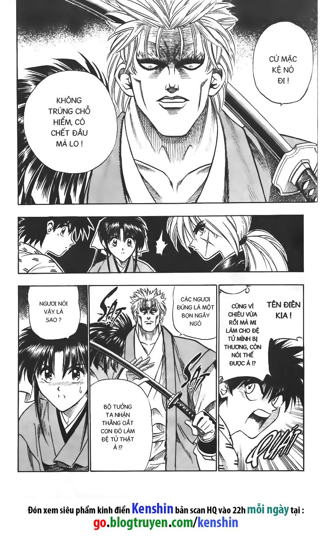 Rurouni Kenshin chap 41 trang 15