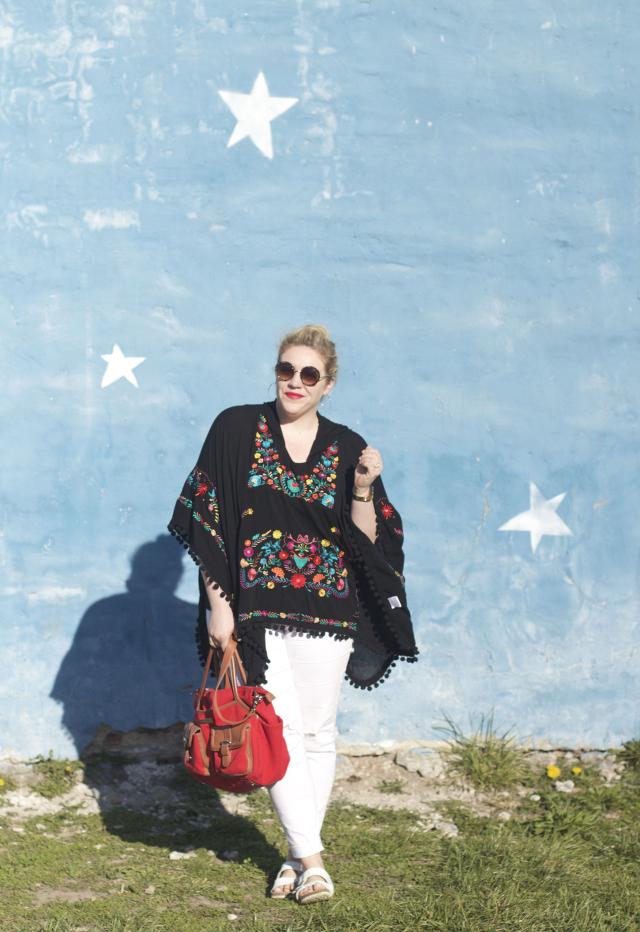 Kansas City Star Wall & a Spring Look