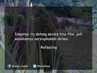 Menambah inspirasi
