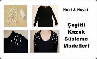 Kazak Süsleme - Hobi Moda 6