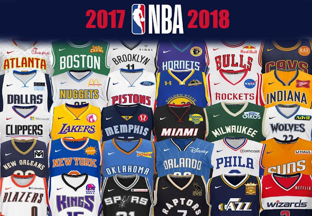 BALONCESTO (NBA 2017/2018) - Temporada Regular
