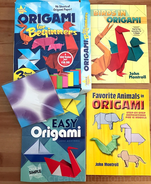 Origami: A Step-by-Step Introduction to the Art of Paper Folding ... | 700x575