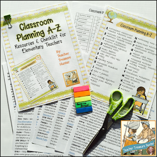 Classroom Planning A-Z