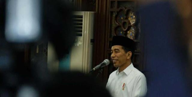 Bicara Diserang Hoax PKI, Jokowi: Itulah Kejinya Politik