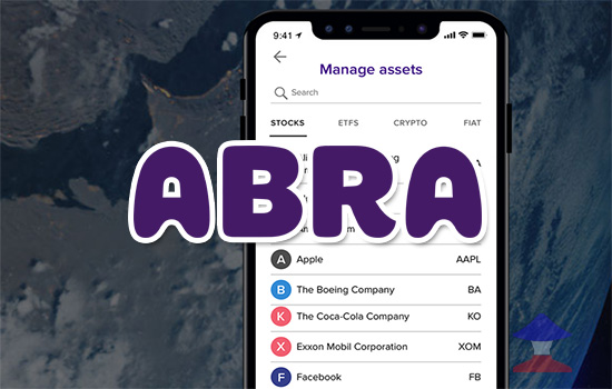 Now you can use bitcoin to invest in stocks and ETFs from anywhere in the world by ABRA