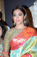 Shriya Saran Looks Stunning in Silk Saree at VRK Silk Showroom Launch Secundrabad ~  Exclusive 066.JPG
