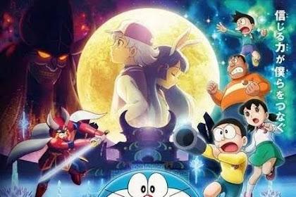 Ayo Sambut Film, Doraemon the Movie: Chronicle of the Moon Exploration