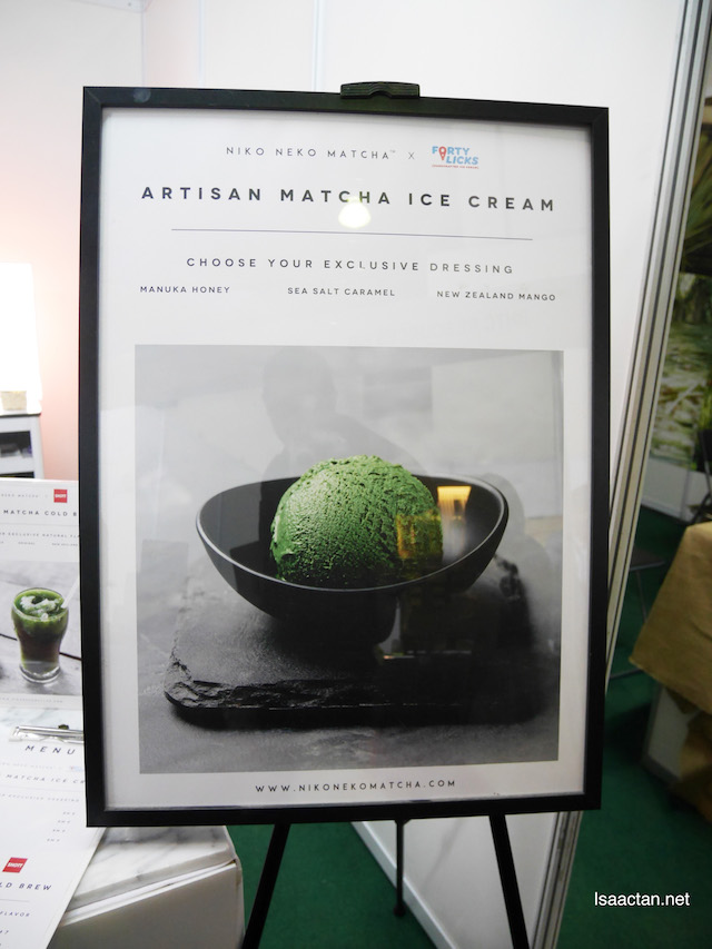 Artisan Matcha Ice Cream