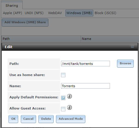 Mujahid Jaleel - My Life, My Blog: How to Setup BitTorrent Client