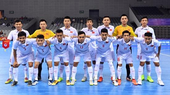 Tham dự và làm chủ nhà giải Futsal Đông Nam Á 2017