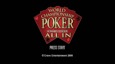 Download World Championship Poker All In ISO/CSO PPSSPP High Compress
