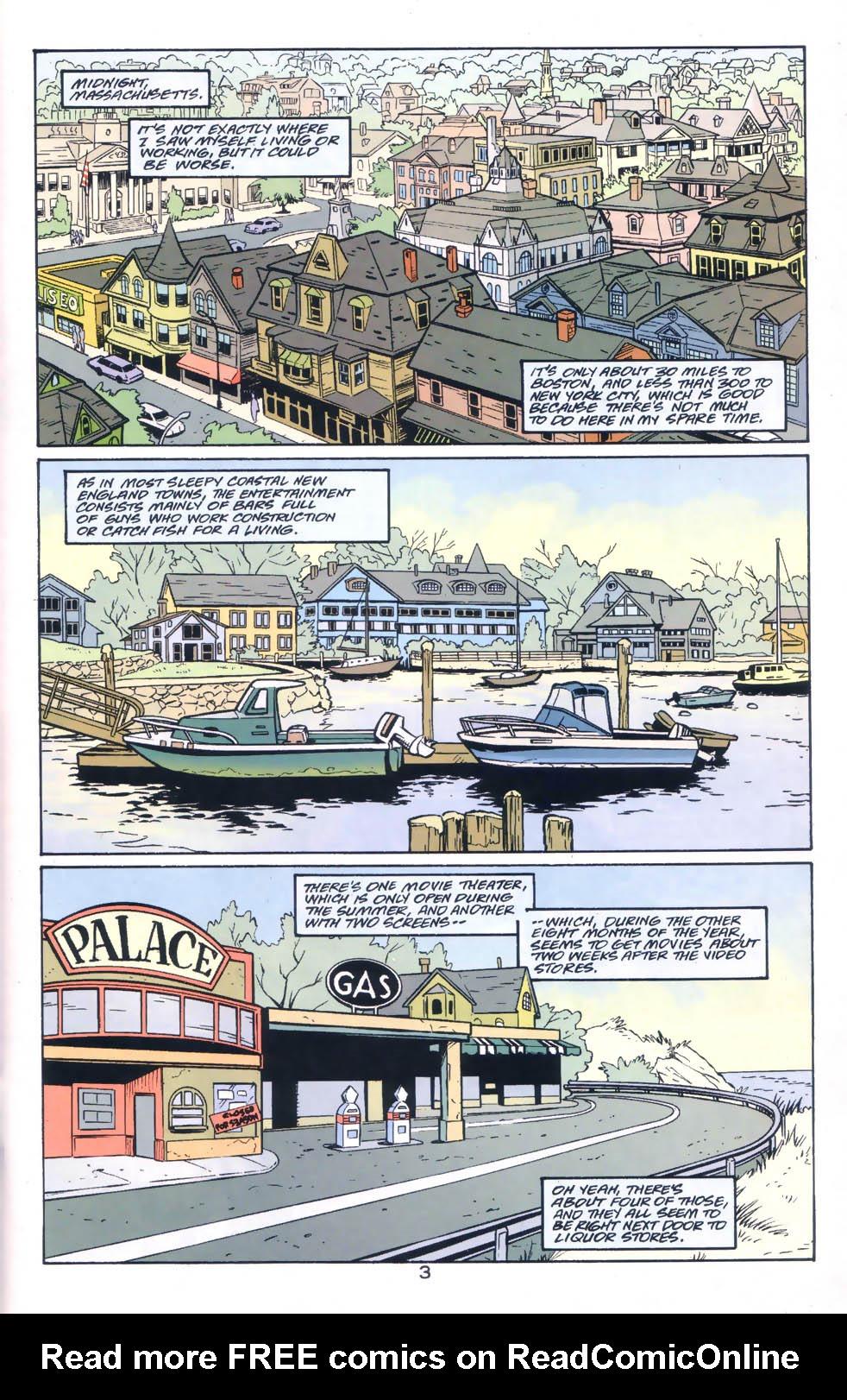 Read online Midnight, Mass comic -  Issue #1 - 4