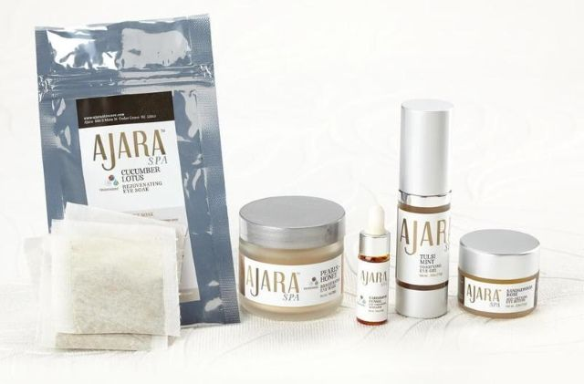 Buy Ajara Complete Eye Care Ritual Set