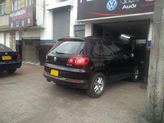Taller Volkswagen Bogota Ferwagen