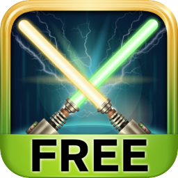 Light Saber app