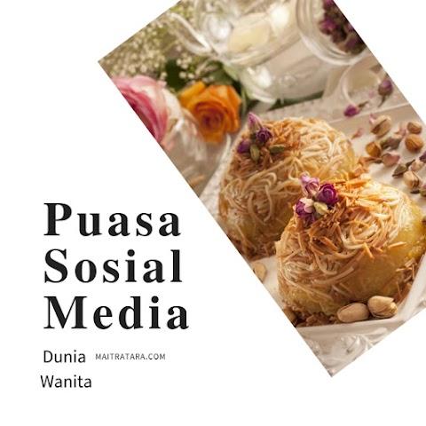 Puasa Sosial Media