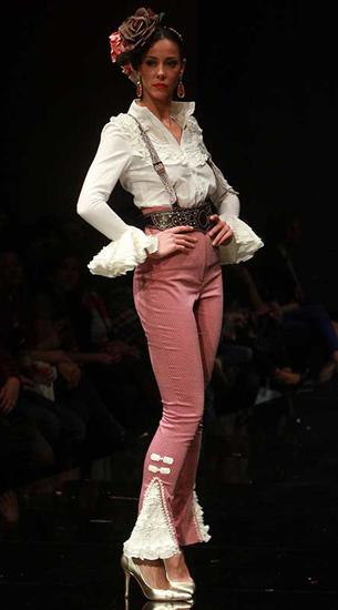 moda flamenca 2016 Margarita Freire