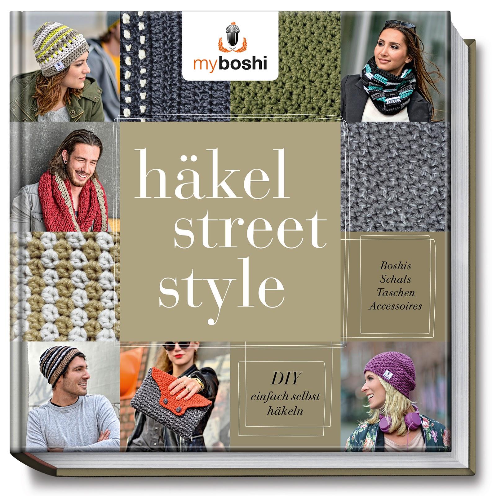 Myboshi Häkel Street Style Loop