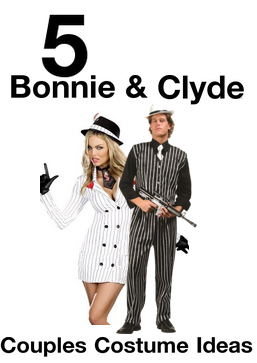 Bonnie And Clyde Halloween Costumes For Couples  sc 1 st  Meningrey & Halloween Costumes Bonnie And Clyde - Meningrey