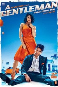 Download A Gentleman (2017) Hindi Movie 720p [1.1GB]