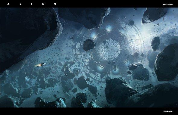 Shan Qiao artstation ilustrações renderizações fantasia ficção científica artes conceituais efeitos especiais