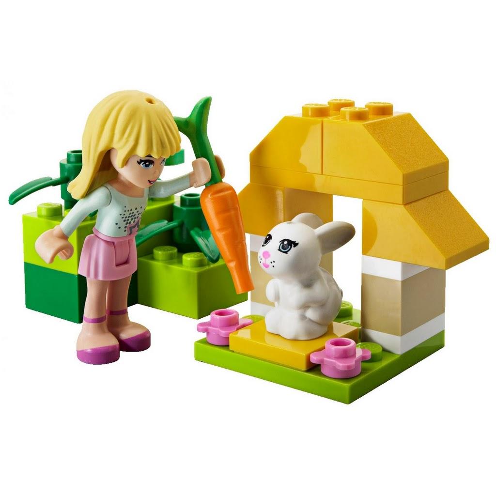 Brick Friends: LEGO 3935 Stephanie's Pet Patrol