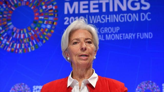 FMI admite: No hay una amplia mayoría para reconocer a Guaidó