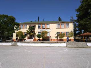 Αντικατάσταση της στέγης του Δημοτικού Σχολείου Σβορώνου