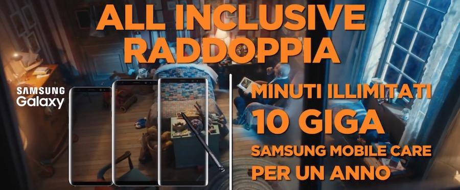 Canzone Wind Pubblicità Natale RADDOPPIA con Samsung