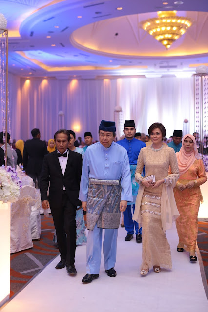 DYMM Sultan Selangor dan Tengku Permaisuri Selangor