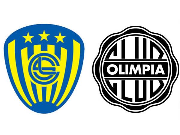 Olimpia vs luqueño