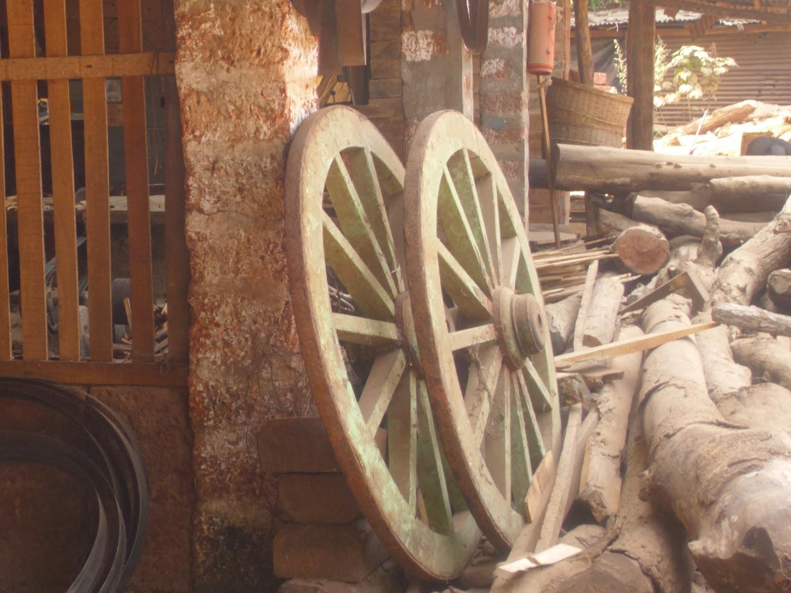 Wood cutting factory