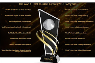 Indonesia Sabet 12 Penghargaan di World Halal Tourism Award 2016