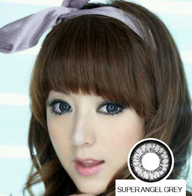 Ariska Pue's Blog Geo Super Angel Grey Review