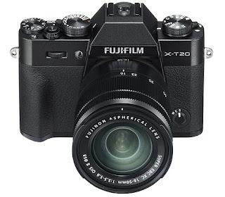 FujiFilm X-T20 And Fuji X100F